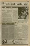 Central Florida Future, Vol. 21 No. 02, August 25, 1988