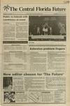 Central Florida Future, Vol. 21 No. 17, October 18, 1988