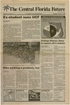 Central Florida Future, Vol. 21 No. 19, October 25, 1988