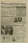 Central Florida Future, Vol. 21 No. 20, October 27, 1988