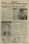 Central Florida Future, Vol. 21 No. 23, November 8, 1988