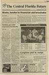 Central Florida Future, Vol. 21 No. 27, November 22, 1988