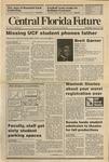 Central Florida Future, Vol. 22 No. 02, August 24, 1989