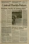 Central Florida Future, Vol. 22 No. 05, September 5, 1989
