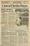 Central Florida Future, Vol. 22 No. 06, September 7, 1989