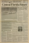 Central Florida Future, Vol. 22 No. 07, September 12, 1989