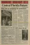 Central Florida Future, Vol. 22 No. 08, September 14, 1989