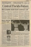 Central Florida Future, Vol. 22 No. 11, September 26, 1989