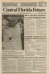 Central Florida Future, Vol. 22 No. 13, October 3, 1989