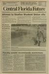 Central Florida Future, Vol. 22 No. 15, October 10, 1989