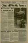 Central Florida Future, Vol. 22 No. 16, October 12, 1989