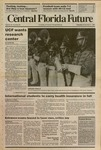 Central Florida Future, Vol. 22 No. 26, November 21, 1989