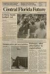 Central Florida Future, Vol. 22 No. 28, November 28, 1989