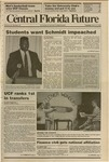 Central Florida Future, Vol. 22 No. 48, March 6, 1990