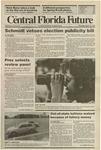 Central Florida Future, Vol. 22 No. 51, March 22, 1990