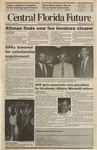 Central Florida Future, Vol. 23 No. 01, August 21, 1990