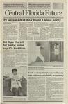 Central Florida Future, Vol. 23 No. 12, September 27, 1990