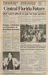 Central Florida Future, Vol. 23 No. 15, October 9, 1990
