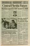 Central Florida Future, Vol. 23 No. 22, November 1, 1990