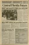 Central Florida Future, Vol. 23 No. 27, November 20, 1990
