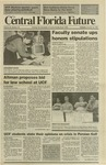 Central Florida Future, Vol. 23 No. 32, January 15, 1991