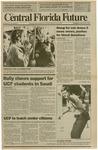 Central Florida Future, Vol. 23 No. 36, January 29, 1991