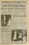 Central Florida Future, Vol. 23 No. 40, February 12, 1991