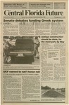 Central Florida Future, Vol. 23 No. 55, April 11, 1991