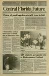 Central Florida Future, Vol. 23 No. 56, April 18, 1991
