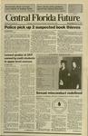 Central Florida Future, Vol. 23 No. 59, May 15, 1991