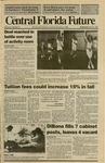 Central Florida Future, Vol. 23 No. 61, May 29, 1991