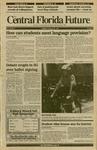 Central Florida Future, Vol. 24 No. 02, August 27, 1991