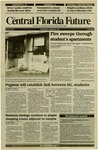 Central Florida Future, Vol. 24 No. 03, August 29, 1991