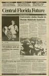 Central Florida Future, Vol. 24 No. 04, September 3, 1991