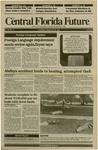 Central Florida Future, Vol. 24 No. 11, September 26, 1991