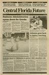Central Florida Future, Vol. 24 No. 12, October 1, 1991