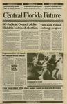Central Florida Future, Vol. 24 No. 13, October 3, 1991
