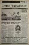Central Florida Future, Vol. 24 No. 19, October 24, 1991