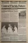 Central Florida Future, Vol. 24 No. 24, November 12, 1991