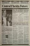 Central Florida Future, Vol. 24 No. 22, November 5, 1991