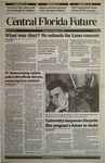 Central Florida Future, Vol. 24 No. 23, November 7, 1991