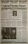 Central Florida Future, Vol. 24 No. 30, December 5, 1991