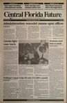 Central Florida Future, Vol. 24 No. 36, January 23, 1992