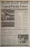 Central Florida Future, Vol. 24 No. 42, February 13, 1992