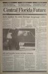 Central Florida Future, Vol. 24 No. 53, March 31, 1992