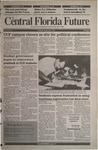 Central Florida Future, Vol. 25 No. 01, August 25, 1992