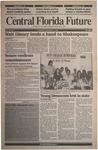 Central Florida Future, Vol. 25 No. 04, September 3, 1992