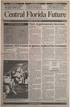 Central Florida Future, Vol. 25 No. 12, October 1, 1992