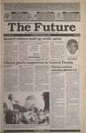 Central Florida Future, Vol. 25 No. 14, October 8, 1992