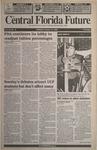 Central Florida Future, Vol. 25 No. 15, October 13, 1992
